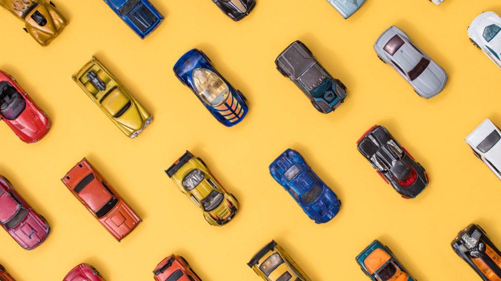 Samochody zabawki